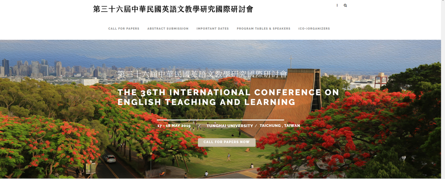The 36th International Conference on English Language Teaching and Learning